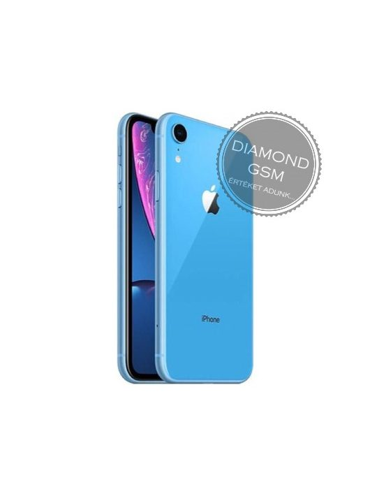 Apple iPhone Xr 64GB Kék