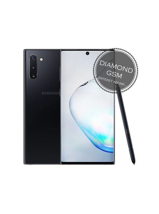 Samsung N970 Galaxy Note 10 256GB Dual  Fekete