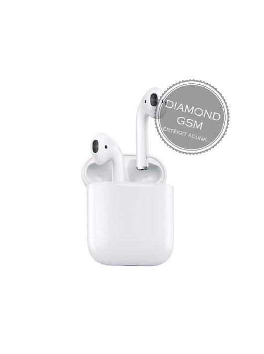 Apple Airpods 2 Vezetékes töltőtokkal