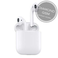 Apple Airpods 2 Vezeték nélküli töltőtokkal