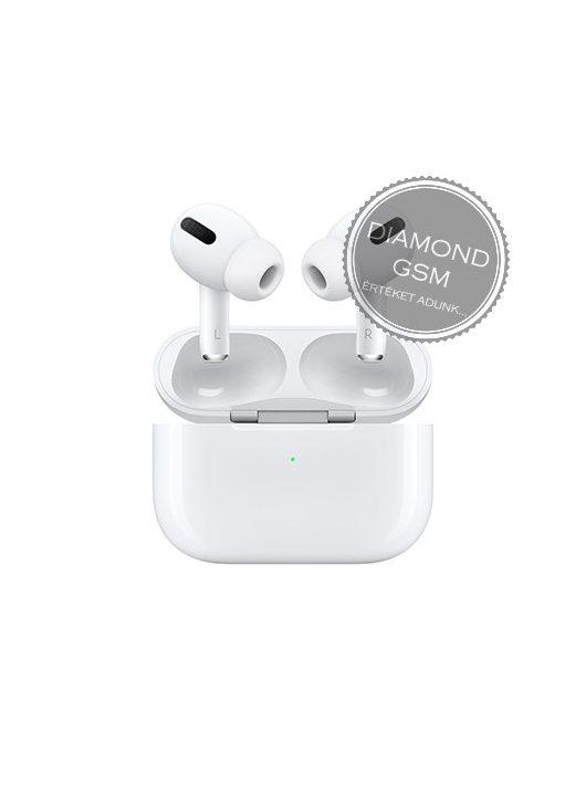 Apple Airpods Pro (MWP22ZM/A) Vezeték nélküli töltőtokkal