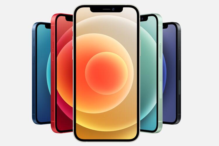 iPhone 12 és iPhone 12 mini
